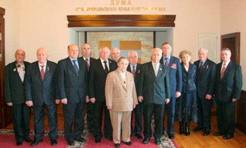 Совет старейшин при Председателе Думы Ставропольского края принял Обращение к жителям Ставрополья