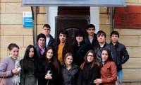 Участие студентов ВУЗов г. Ставрополя в добровольной сдачи крови