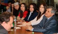Члены правительственной делегации республики Дагестан